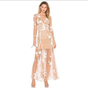 For Love and Lemons Ethereal Maxi